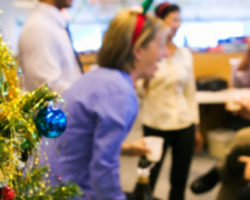 Planning a company holiday party?