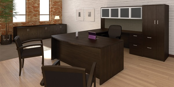 Executive Desks & Office Furniture