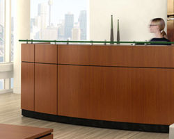 Reception Area Updates to Impress Your Visitors