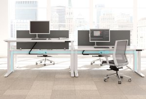 Ergonomic Office Furniture Chairs Desks Lamps And More